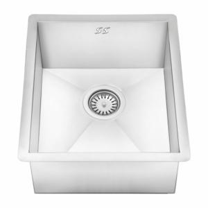 سینک ظرفشویی ایلیا استیل مدل ۶۰۰۳ زیرصفحه ای باکس