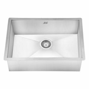 سینک ظرفشویی ایلیا استیل مدل ۶۰۰۷ زیرصفحه ای باکس