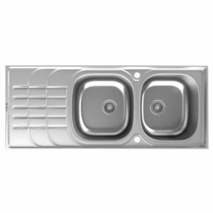 سینک ظرفشویی داتیس مدل DB-136 توکار