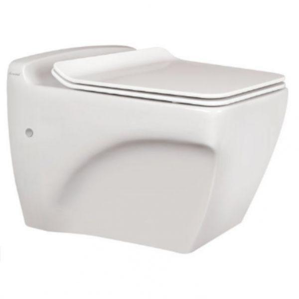 توالت فرنگی وال هنگ مروارید مدل کاتیا