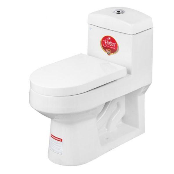 توالت فرنگی گلسار مدل هلیا ۶۰