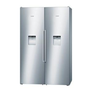 یخچال فریزر دوقلو بوش مدل ksw36pi304-gsd36pi204