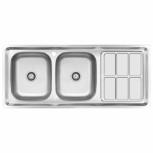 سینک ظرفشویی کن مدل 437 توکار
