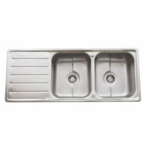 سینک ظرفشویی بیمکث مدل BS-521 توکار