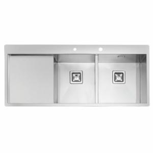 سینک ظرفشویی ایلیا استیل مدل 6030 توکار باکس