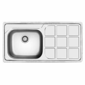 سینک ظرفشویی کن مدل 7034 توکار