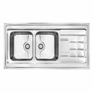 سینک ظرفشویی کن مدل 9022P روکار