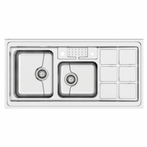 سینک ظرفشویی کن مدل 9031P-45 روکار