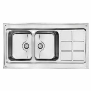 سینک ظرفشویی کن مدل 9032P روکار