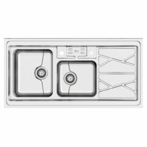 سینک ظرفشویی کن مدل 9041P-45 روکار