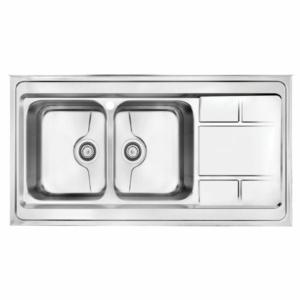 سینک ظرفشویی کن مدل 9052P روکار