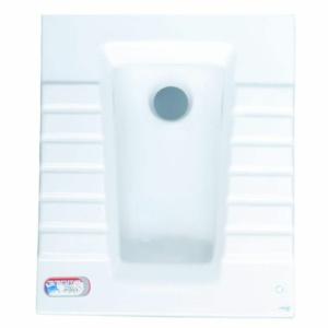 توالت ایرانی گلسار مدل آستر