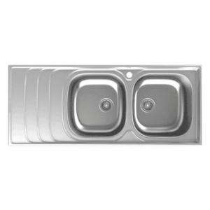 سینک ظرفشویی داتیس مدل DB-143 توکار
