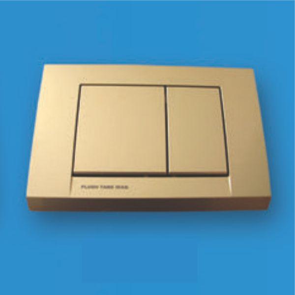 دکمه 4گوش طلایی