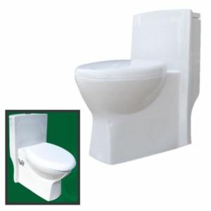 توالت فرنگي پارس سرام مدل تانیا