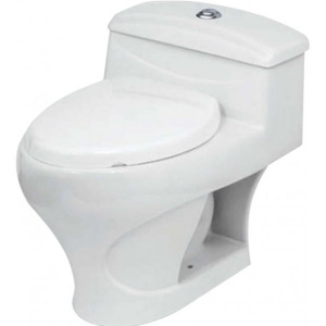توالت فرنگي پارس سرام مدل صدف