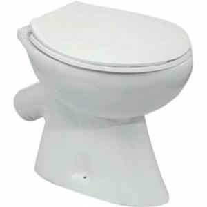 توالت فرنگي پارس سرام مدل اروپایی خروجی به دیوار