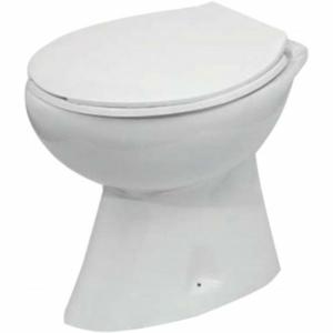 توالت فرنگي پارس سرام مدل اروپایی خروجی به کف