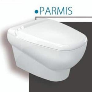 توالت وال هنگ گلسار مدل پارمیس