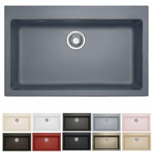 سینک ظرفشویی مکاپا مدل Lenox 80