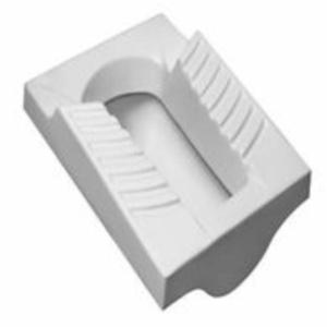 توالت ایرانی پارس سرام مدل تخت طبی ریم لس