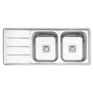 سینک ظرفشویی ایلیا استیل مدل 4060 توکار