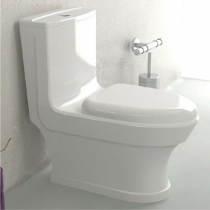 توالت فرنگی گلسار مدل الگانت